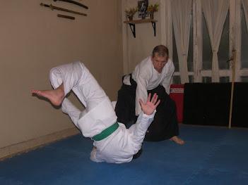 Aikido en Budo shin dojo