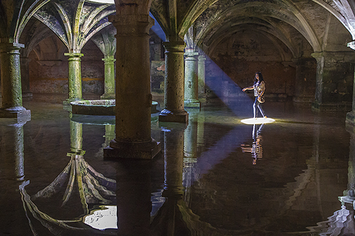Portuguese Cistern Photographing With Kathy Adams Clark