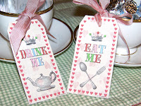 2nd Annual Mad HaTTers TeA ParTy... Hosted by teacupcakes...