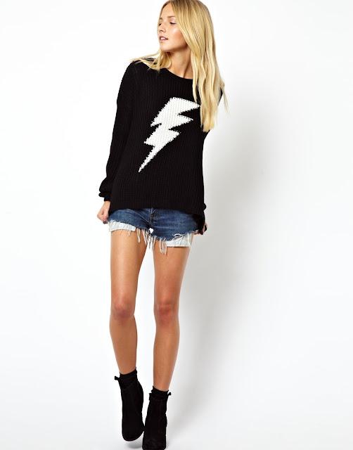 lightning bolt jumper