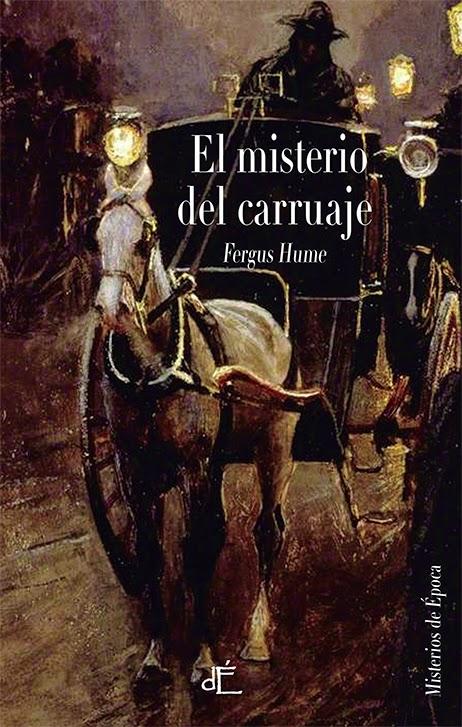 El misterio del carruaje - Fergus Hume (1886)