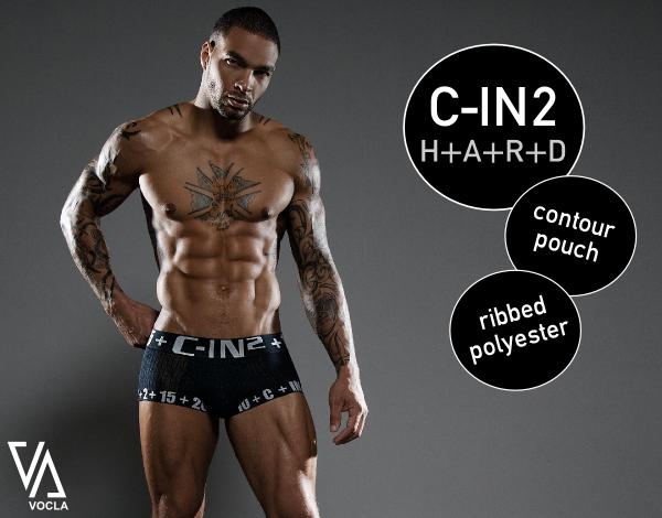 C-IN2 underwear - H+A+R+D