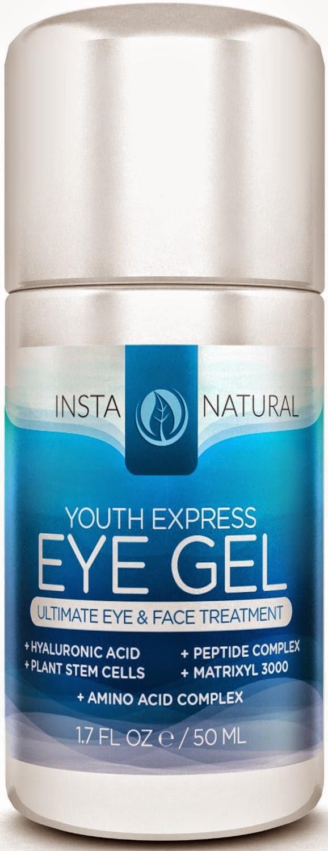InstaNatural eye Gel