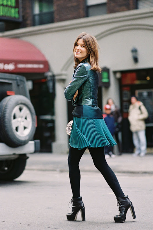 Vanessa Jackman New York Fashion Week AW 2013....Hanneli