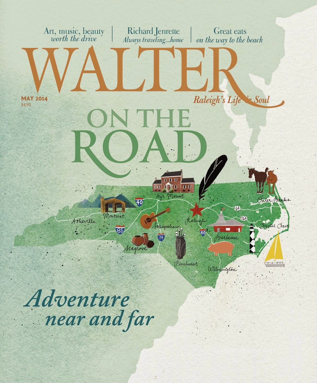 in WALTER: Profiling Richard Jenrette