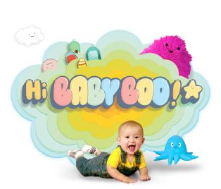 Hi BabyBoo! Logo