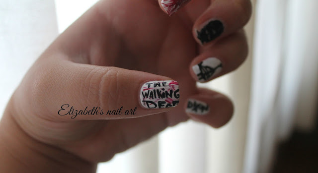 Manicura walking dead