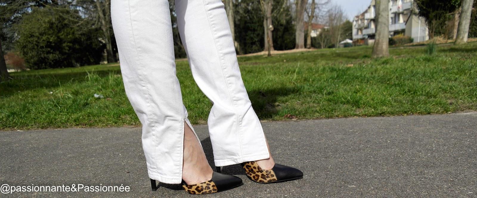 heels leopard zara
