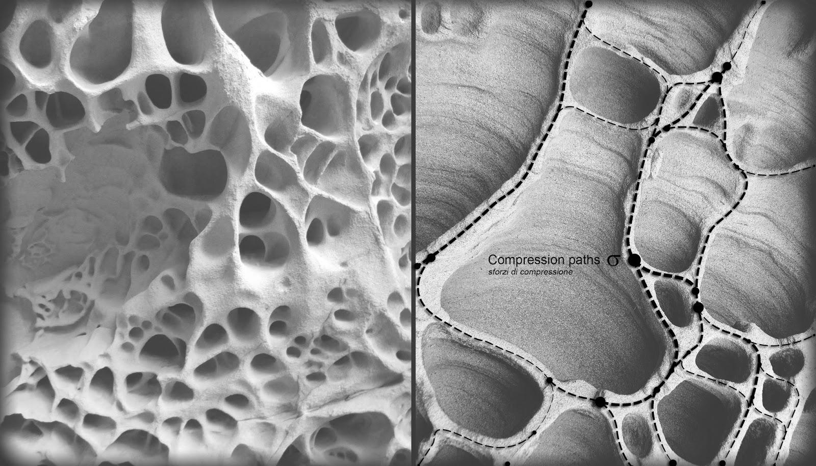 Rock Crystallization Crystallization inside theRock Crystallization
