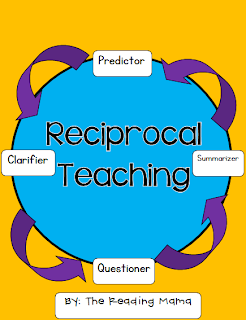 http://www.teacherspayteachers.com/Product/Reciprocal-Teaching-Tools-397100