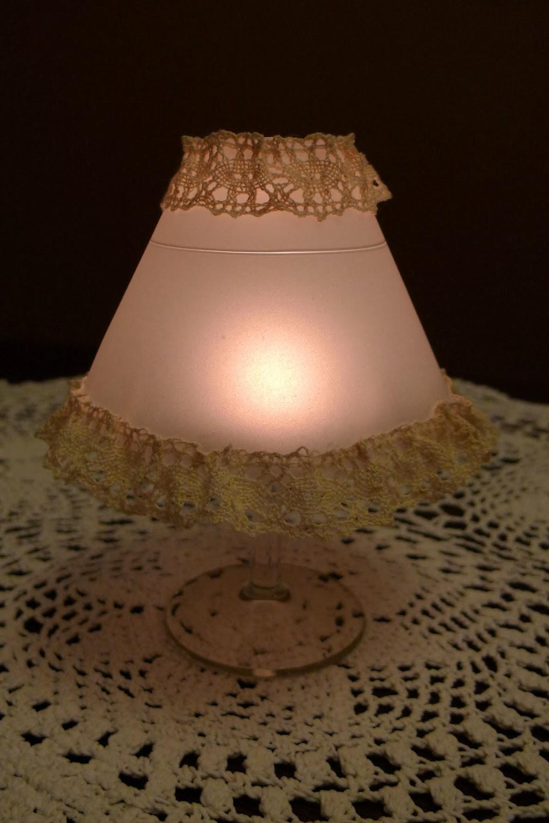 Romantyczne lampki