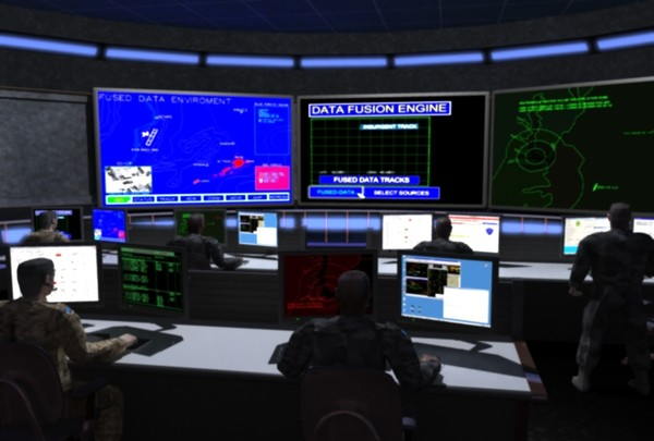 Cyber Command Center