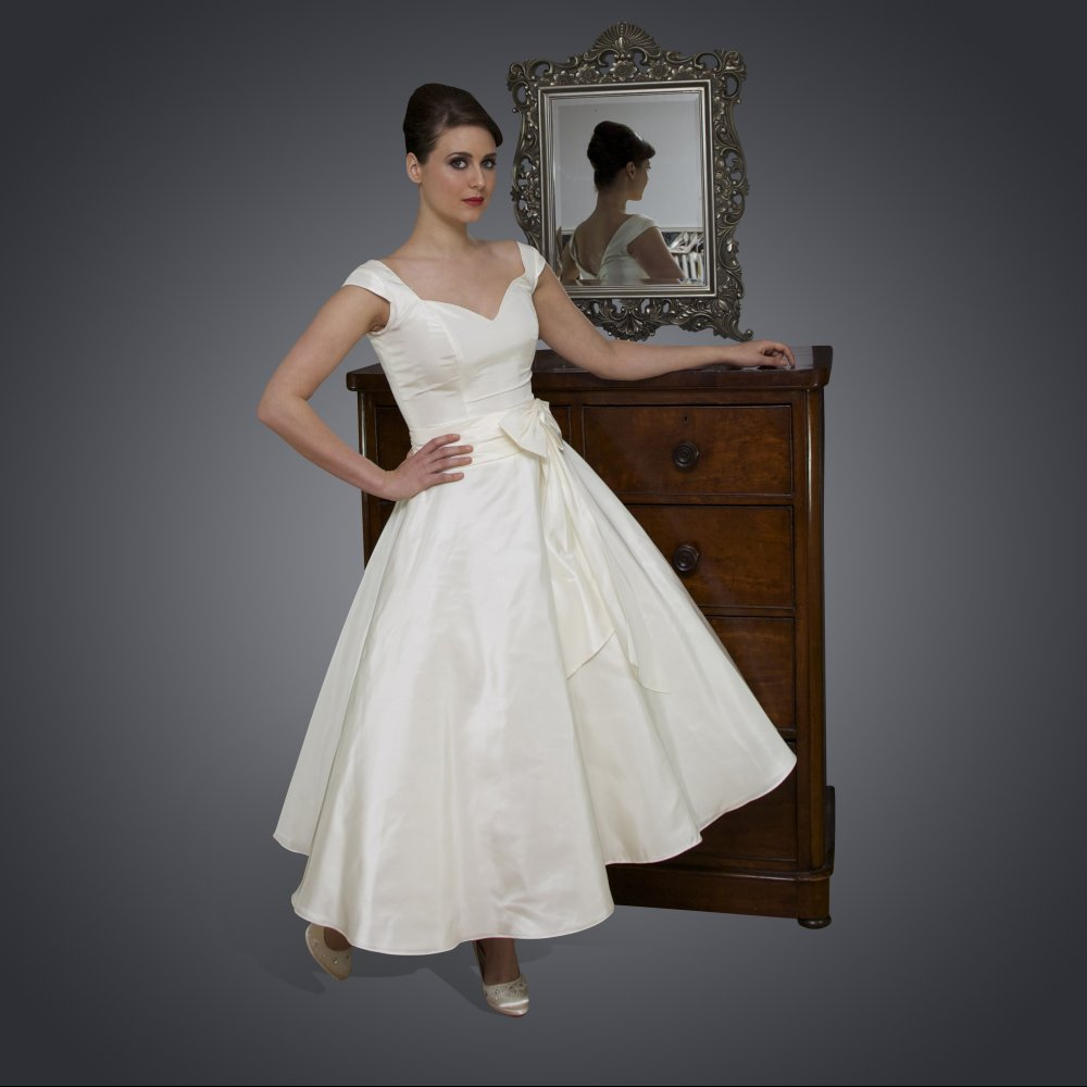 Mature bride dresses