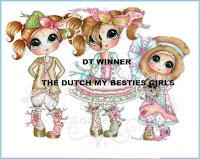 GDT Winner bij My Besties Dutch Girls Designs