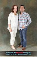 Dr Miguel Ojeda Rios & Helena Guerrero
