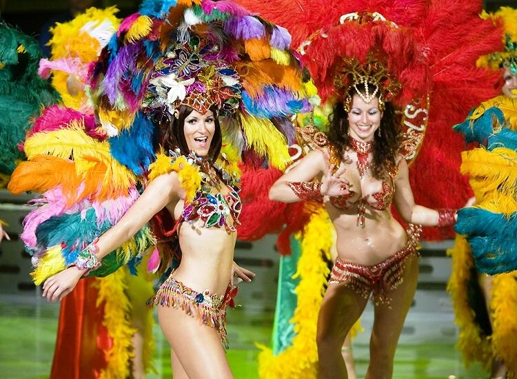 La M Gia De Carnaval En Florian Polis