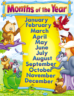 English is FUNtastic: Months of the year: several interactive ...