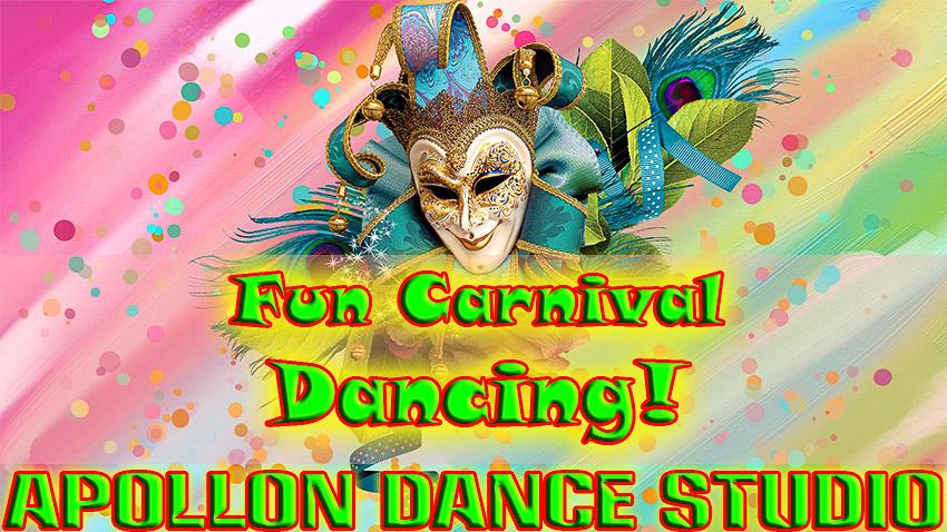 Fun Carnival Dancing!
