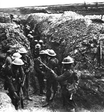 Social Studies Sessions: World War 1