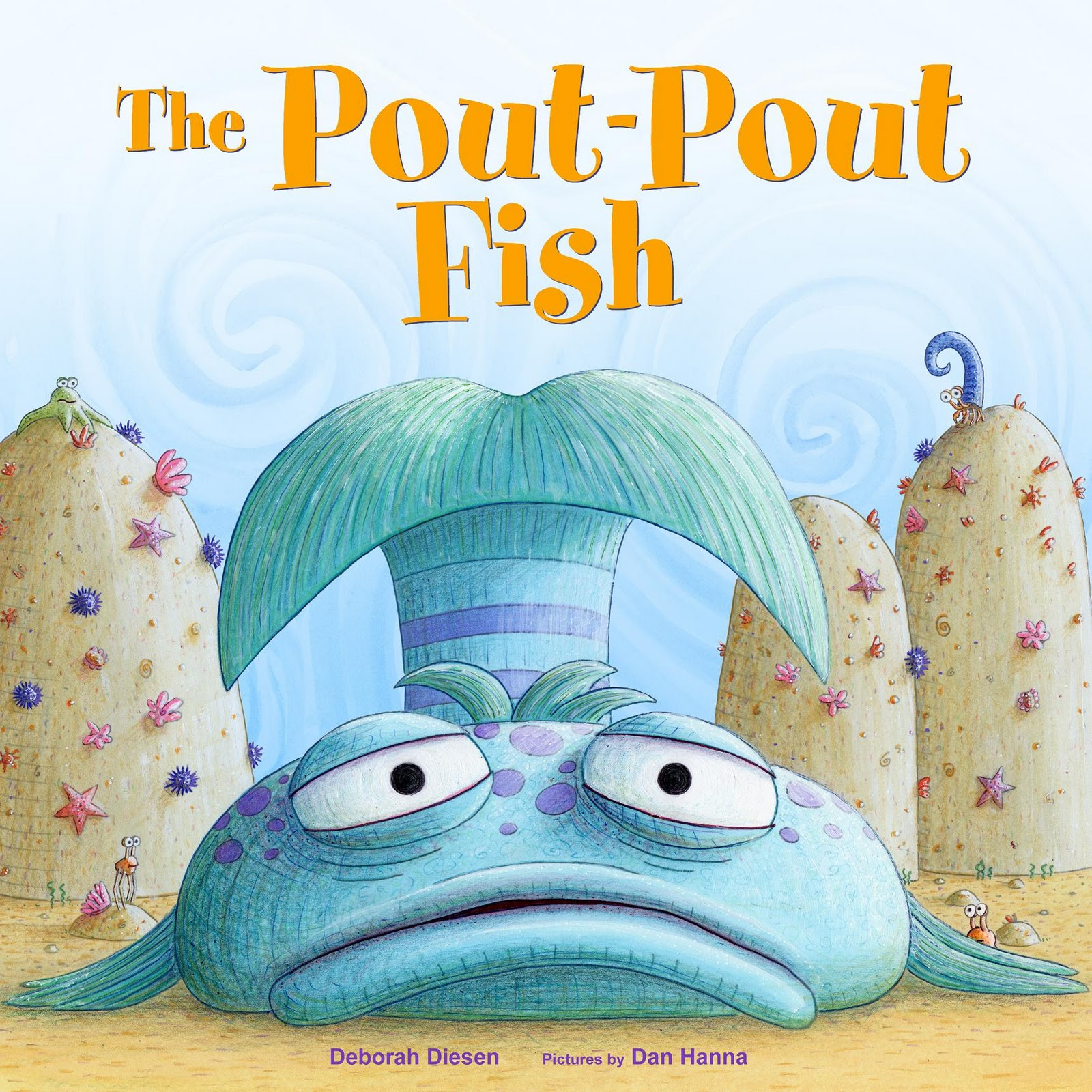 Jumping the candlestick book giveaways for Book with fish on cover