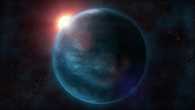Gliese 581g - o mundo exilio no exilio planetário