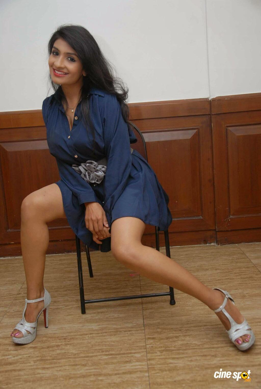 Roopa Shree  at Chaddi Dosth Film Press Meet