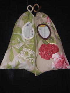 El cofre de los detalles bolsa de tela para guardar - Bolsas de tela manualidades ...