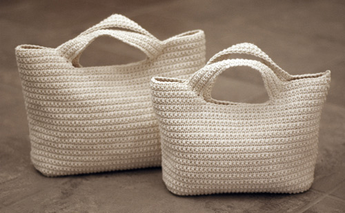 Large Crochet Bag Pattern Free