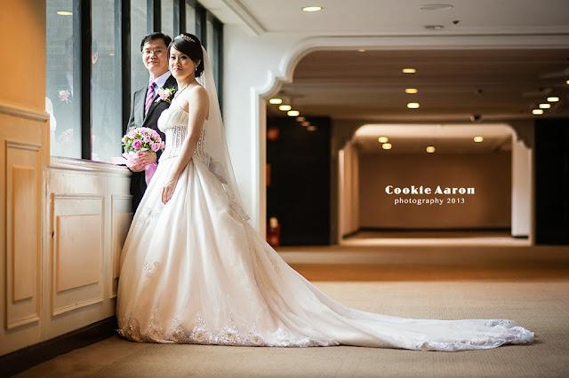 [ 婚禮紀實 ] 啟政&烝安結婚午宴@台北王朝大飯店