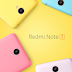 Xiaomi anuncia Redmi Note 2 e Redmi Note 2 Prime na China