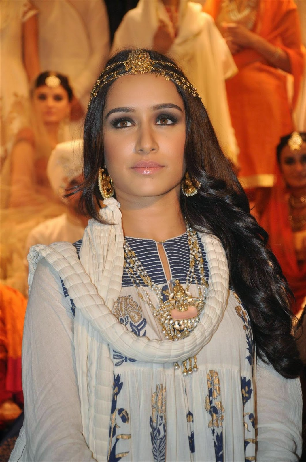 Bollywood Hot & Sexiest actress Shraddha Kapoor Ramp Walk for Jabong PP Collection