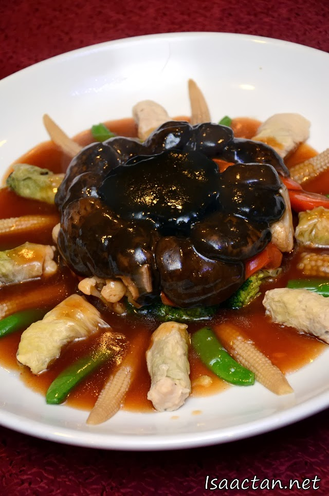 Braised Four Season Vegetable with Fatt Choy