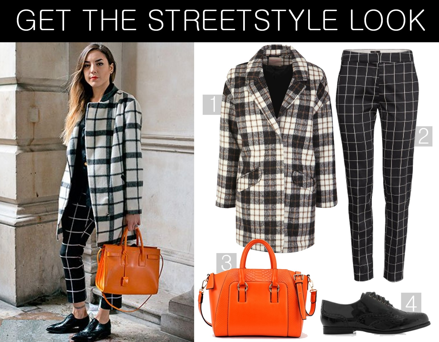 fashion trends check bloggers style outfits streetstyle 2014