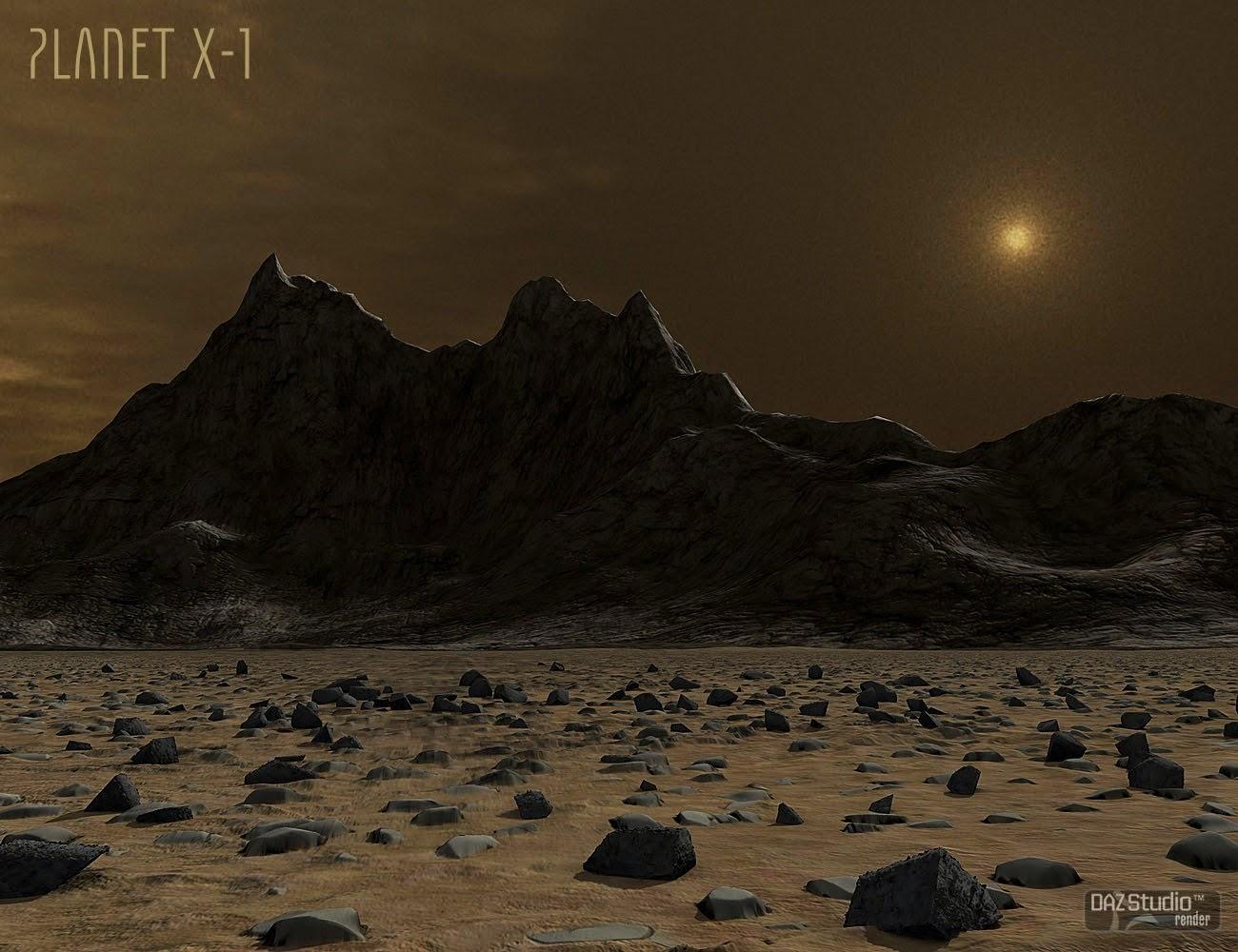 Planet X-1