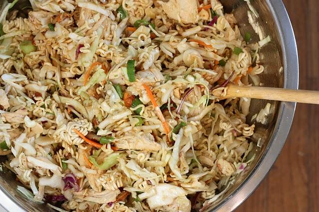 PPM: Asian Chicken Salad