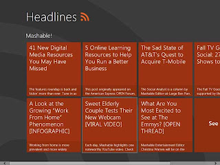 Windows 8news reader