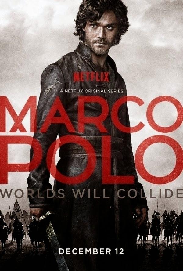 Marco Polo saison 1 en français