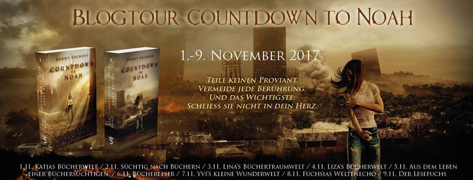 [Blogtour] Countdown to Noah - Die Gewinner