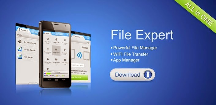 Best Android Apps: File Expert Pro 5.0.0 For Android ...