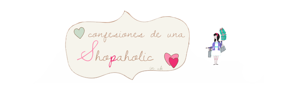 Confesiones de una Shopaholic | Make-Up & Beauty Blog