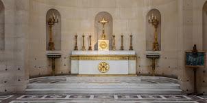 Une incroyable découverte à la chapelle expiatoire de Paris
