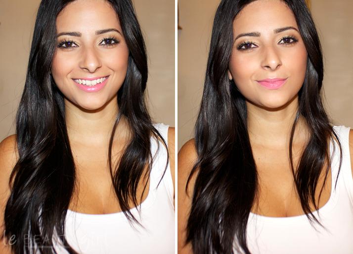 Kim Kardashian Makeup: Golden Glow