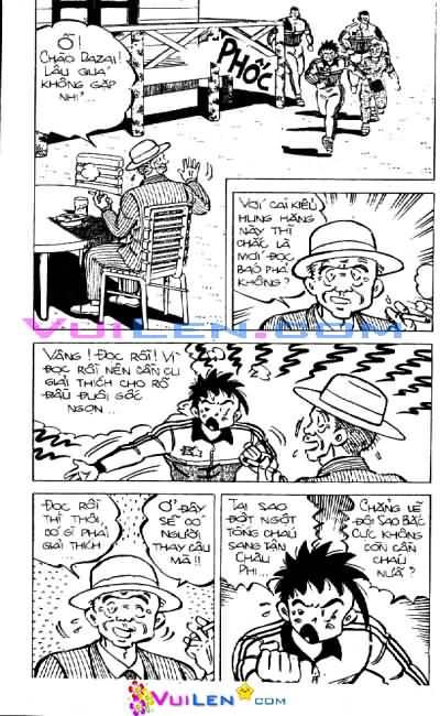 Jindodinho - Đường Dẫn Đến Khung Thành III  Tập 43 page 115 Congtruyen24h