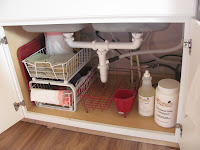 What to Store Under Your Kitchen Sink - Nourishing Minimalism