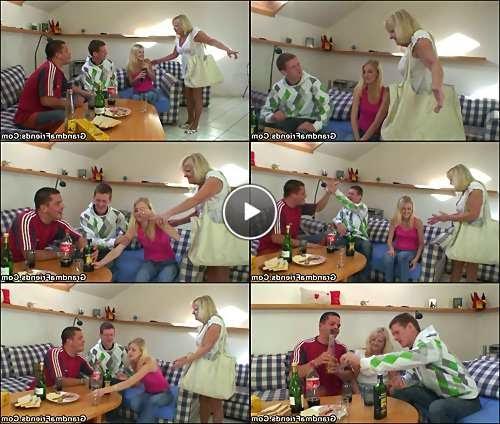 grandma fuck videos video