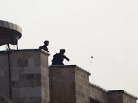 Siswa Palestina di Tembak dengan Gas Beracun