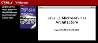 Evolving monolithic Java EE applications