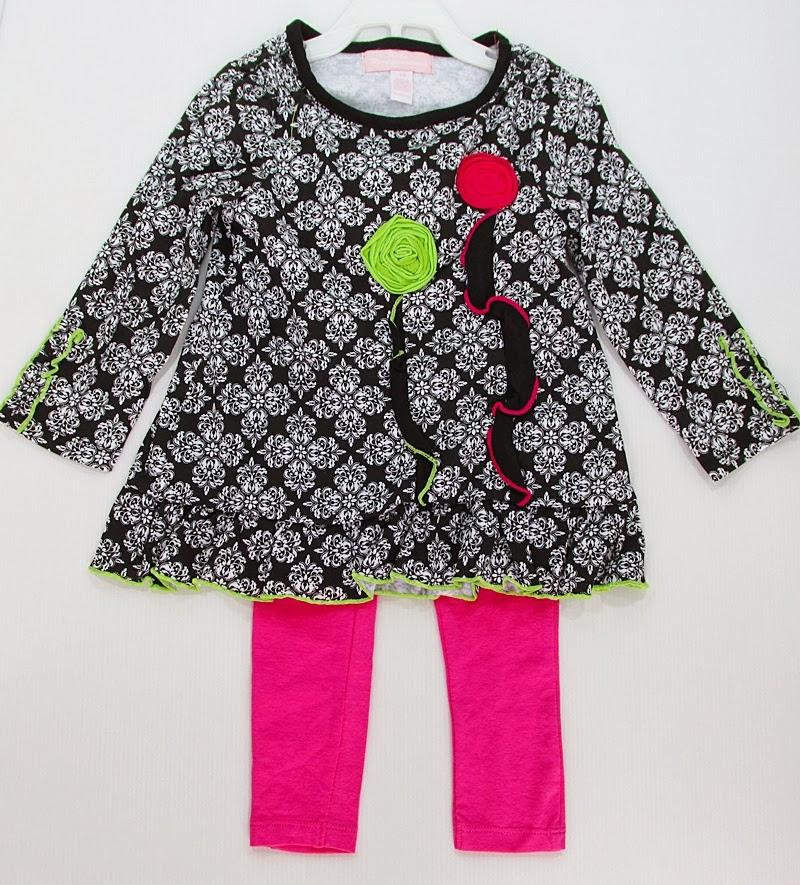 Wholesale branded baby clothes Unique chic design Brand