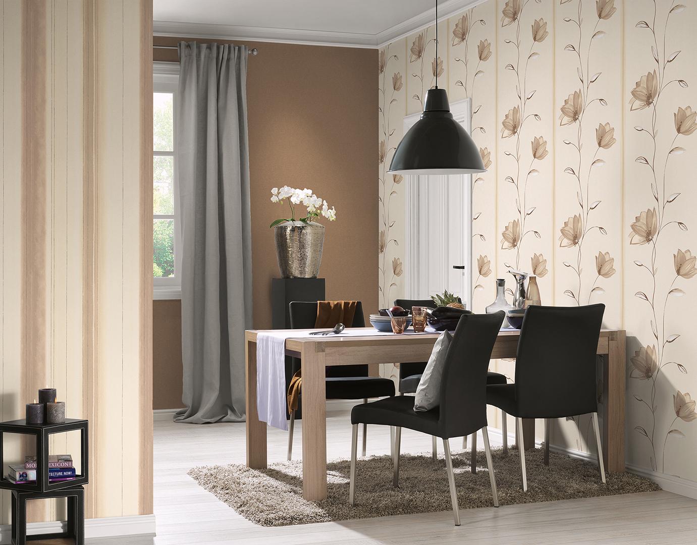 Decora tu hogar para navidad me gusta el papel pintado - Papel pintado salones modernos ...