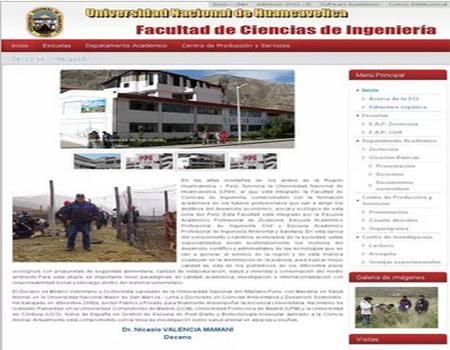 Resultados examen UNH 2013 Examen Universidad Nacional de Huancavelica
